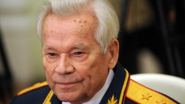 AK-47 Inventor Mikhail Kalashnikov Dead at 94