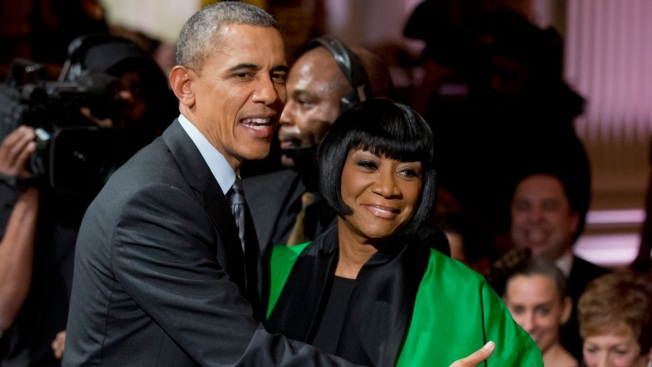 "Obama Shows His ""R-S-P-E-C-T"" for ""Women of Soul"""