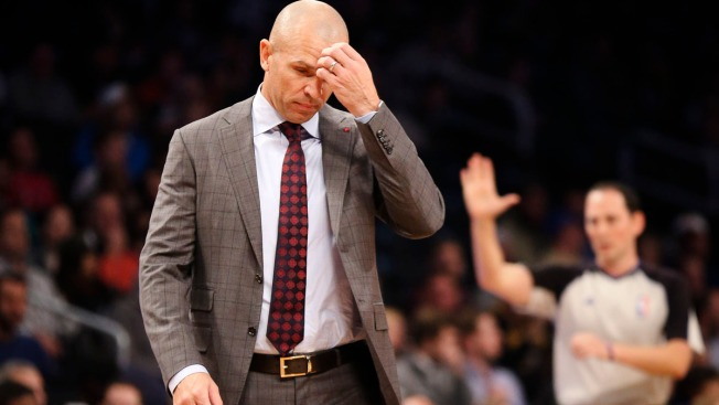 NBA Fines Kidd $50,000 for Spilling Drink on Court