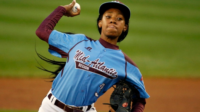 Vegas Spoils Mo'ne's Night at Little League World Series, Beats Philly 8-1