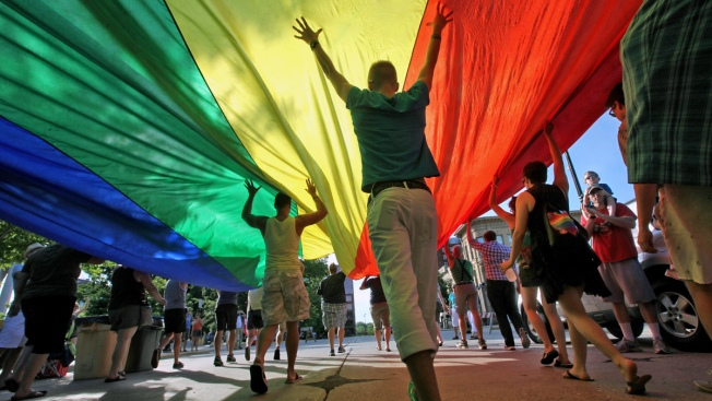 Judge Strikes Down Indiana's Ban on Same-Sex Marriage