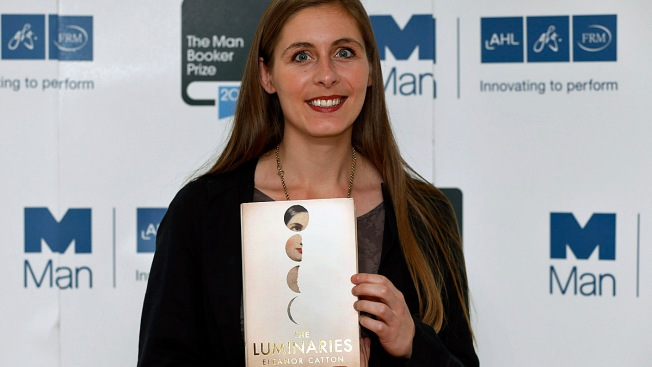 """Eleanor Catton Wins Booker Prize for Fiction with """"The Luminaries"""""""