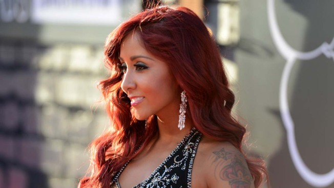 Snooki Planning a New Jersey Wedding