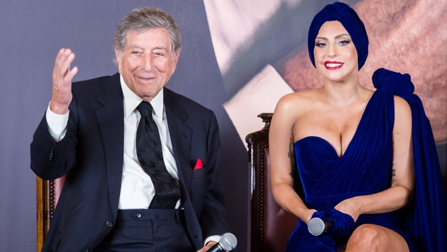 Lady Gaga, Tony Bennett Set for New Year's Eve Duet in Las Vegas