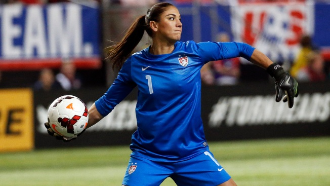 Lawyer: Hope Solo Did Not Assault Sister, Nephew