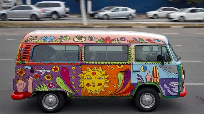 Long, Strange Trip Ending for Volkswagen Bus