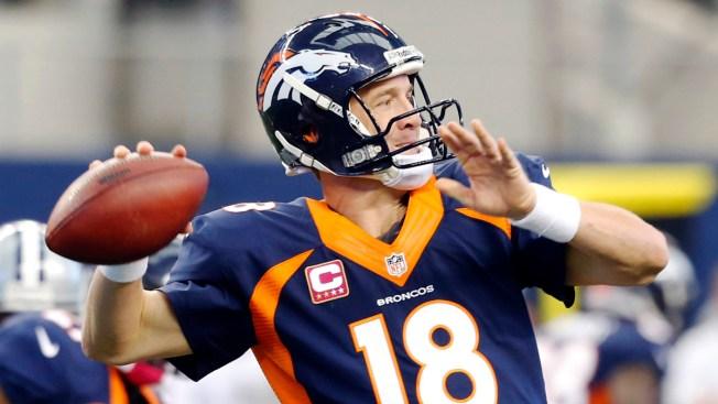 Manning Breaks Brees' Single-Season Passing Record