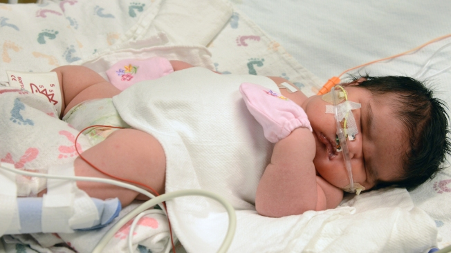 Oh, Baby! Colorado Mom Gives Birth to 13-Pound Girl