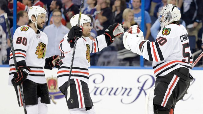 With Cup in Sight, Timonen Stays Focused Ahead of Game 6