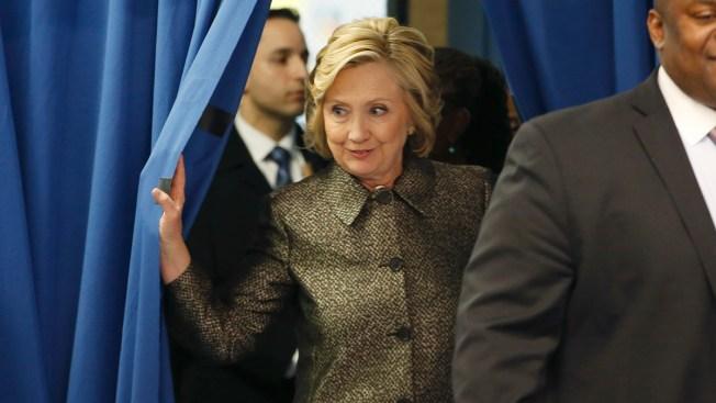 Hillary Clinton Could Announce Sunday