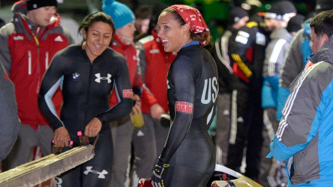 Lolo Jones Says She'd Like to Try Skeleton Someday
