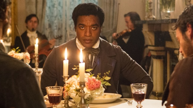 """12 Years a Slave"" Named Best Film at UK Awards"