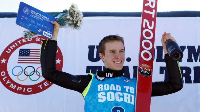 Jerome, Fairall Top U.S. Ski Jumping Trials