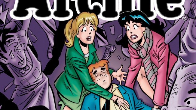 Archie to be Shot Saving Gay Friend in Comic Book