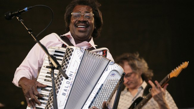 Louisiana Zyedco Accordionist Buckwheat Zydeco Dies
