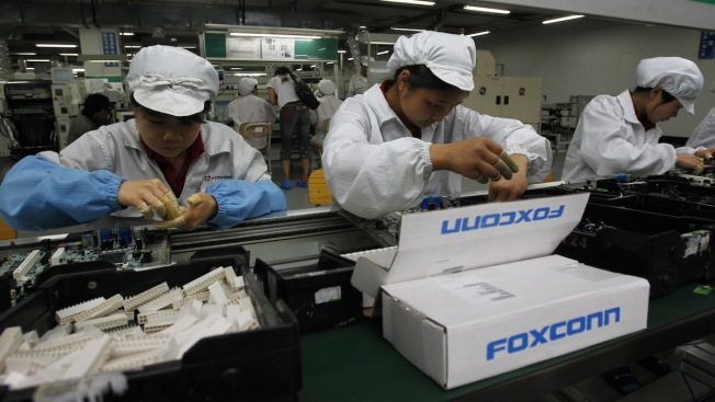 Illinois Communities Raise Worries About Foxconn Plant