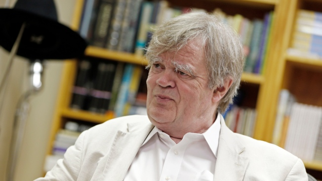 Garrison Keillor Says He Means It This Time: He's Retiring From 'Prairie Home Companion'
