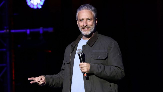 Jon Stewart Labels Donald Trump a 'Man-Baby'