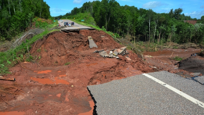 As Storms Rip Through Upper Midwest, Wisconsin Gov. Declares Emergency in 8 Counties