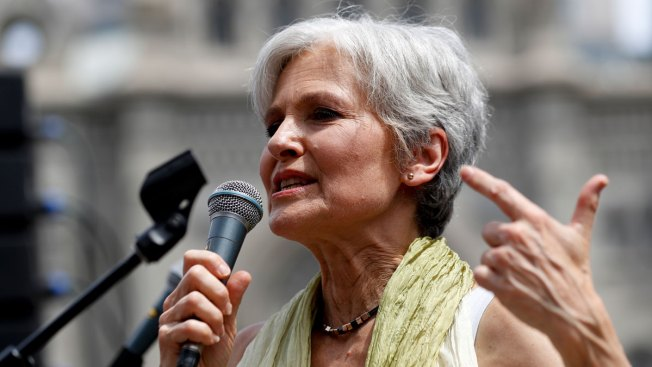 Green Party's Jill Stein Charged in North Dakota With Trespassing, Mischief