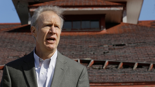 With Backing of Wealthy Governor, Illinois GOP Spending Big