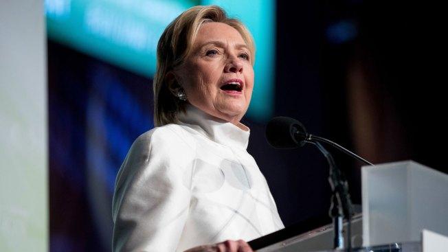 Watch: Clinton Campaigns in Florida