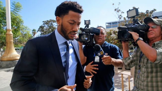 Woman Weeps in Testimony Against NBA Star Derrick Rose, Rose's Attorney Asks Judge to Issue 'No Crying' Order