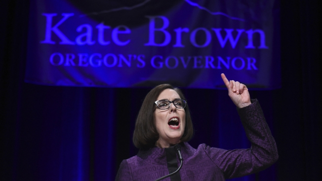 1st LGBT US Governor Among Community's Election Night Victories
