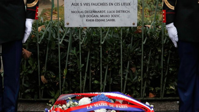 France Remembers the 130 Killed in Paris Attacks 1 Year Ago