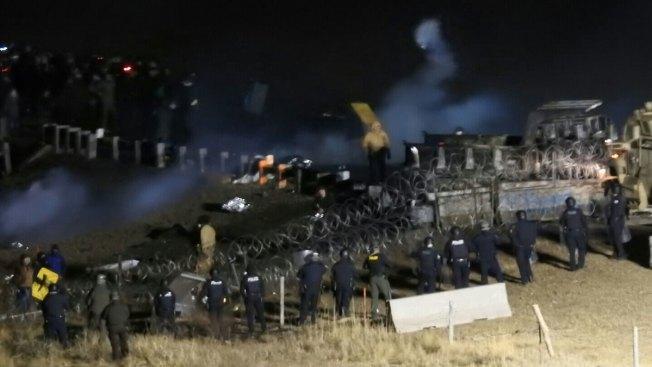 Amnesty International: Dakota Access Pipeline Protesters Faced Abuse
