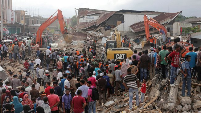 More than 11100 displaced by Aceh quake