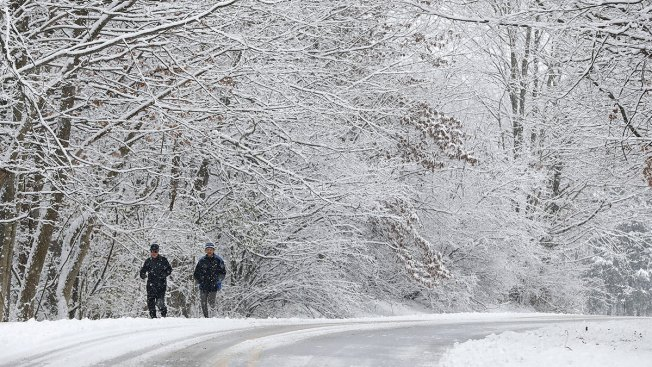 White Christmas: Storms Expected to Leave Holiday Blanket of Snow Under the Tree