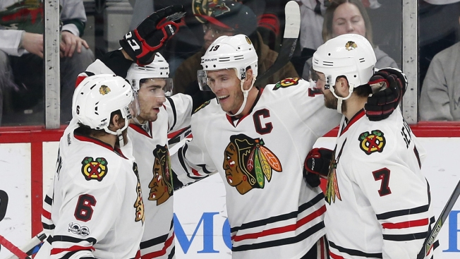 Blackhawks Look to Clinch Playoff Spot