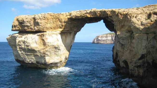 Iconic Rock Arch From 'Game of Thrones' Falls Into Malta Sea