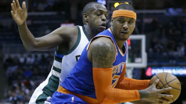 Knicks GM expects Carmelo Anthony at camp, but has 'open mind'