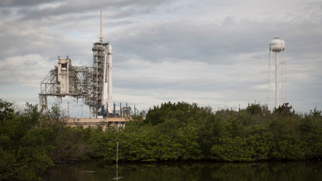 SpaceX Launches Its 1st Recycled Cargo Ship to International Space Station