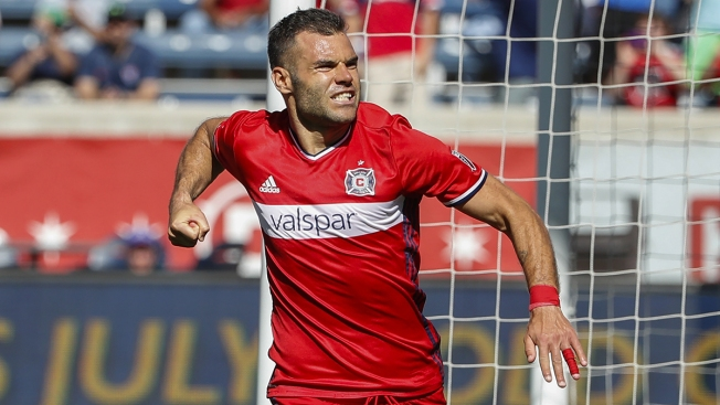 Chicago Fire Clinch Postseason Berth With Win Over San Jose