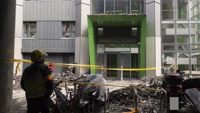 People 'Are Missing,' Presumed Dead After London Tower Blaze