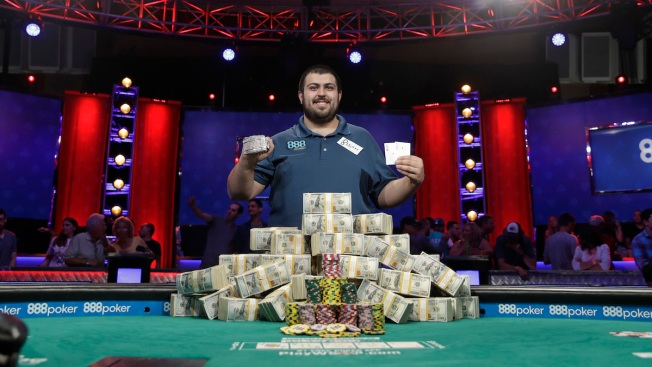 Rookie From New Jersey Wins 2017 World Series of Poker