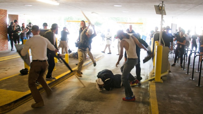 Man Beaten at Charlottesville Rally Found Not Guilty of Assault