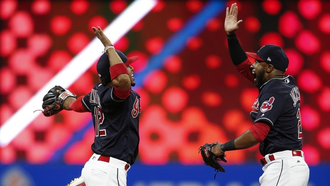 Indians Tie 1935 Cubs' Streak Record With 21st Straight Win