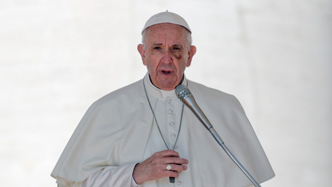 Pope Admits Church Realized Sex Abuse Problem 'a Bit Late'