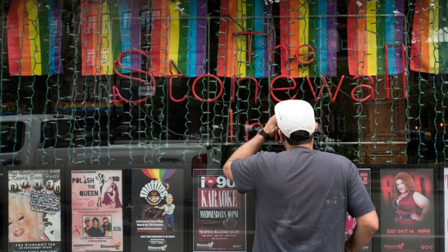 50 Years After Stonewall, LGBT Rights Are a Work in Progress