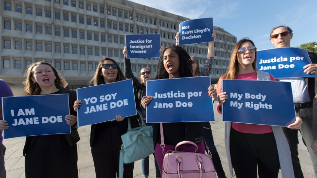 Appeals Court: Trump Administration Can't Block Abortions for Undocumented Minors