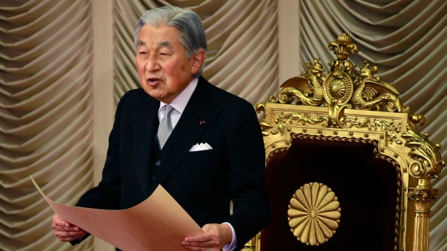 Japan's Emperor Akihito to Abdicate