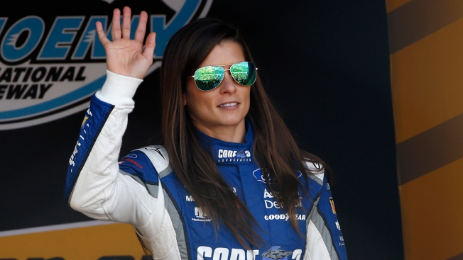 Danica Patrick confirms she is dating National Football League quarterback Aaron Rodgers