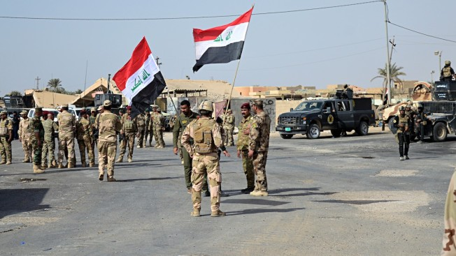 Iraq Says Its War Against ISIS Has Ended