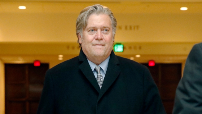 FBI Agents Visited Steve Bannon's Home to Discuss Subpoena: Source