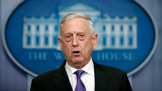 Defense Chief Mattis: Jury Is Out on Women Succeeding in Combat Jobs