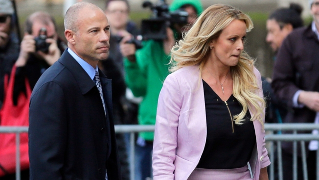 Lawyers Want Stormy Daniels to Pay Trump $390K in Legal Fees